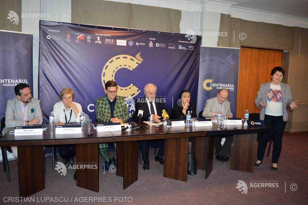 Centenarul Filmului Românesc s-a lansat la Chișinău