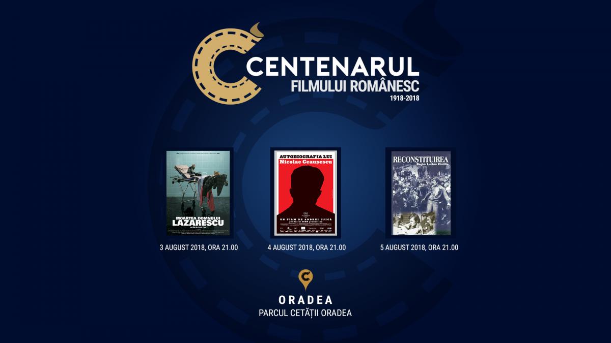 Caravana celor 100 de filme vine la Oradea Summer Film