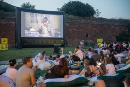 Peste 2.500 de spectatori au participat la Centenarul Filmului Românesc de la Oradea