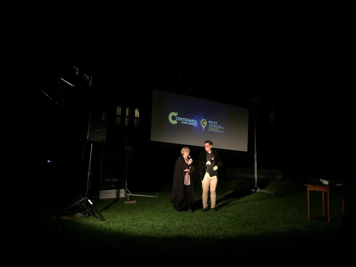 Caravana #100 filme: Trei zile, două localități și cinci proiecții de film la Miclăușeni și Sighișoara