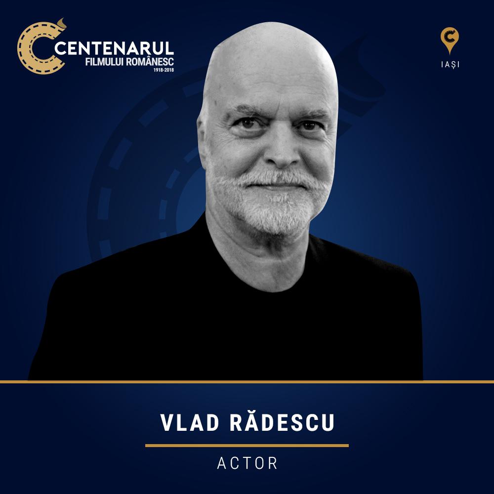Caravana #100filme: Vlad Rădescu vine la Iași